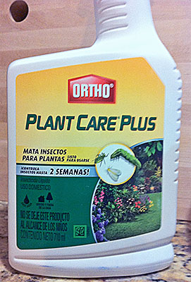 Ortho Plant Care Plus