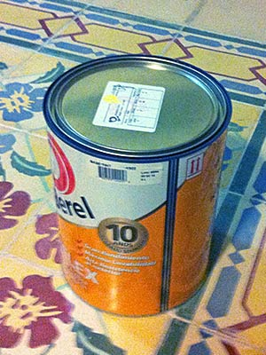 paint can with no handles